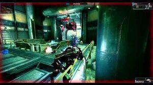 Warframe Paris Prime Gameplay HD