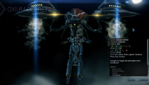 Warframe wiki Oxium dron codex image