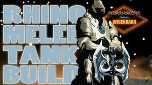 GamesWise RHINO MELEE TANK BUILD Update 13