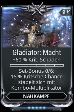 Gladiator: Macht