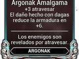 Taladro metálico de Argonak Amalgama