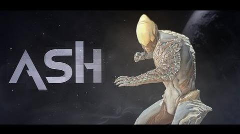 Warframe Profile - Ash