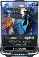 Cleanse Corrupted
