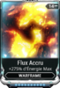 Flux Accru