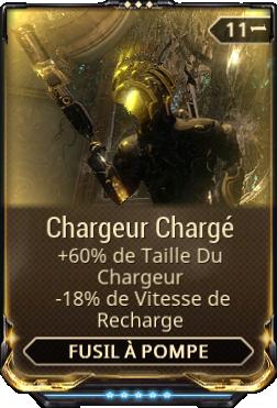 Chargeur Chargé
