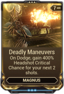 Deadly Maneuvers