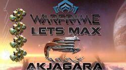 Lets Max (Warframe) E26 - AkJagara + 150 Plat Winner