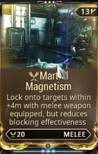 Martial Magnetism