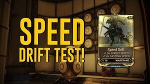 Speed Drift Test & All You Need To Know Halls of Ascension (Warframe)
