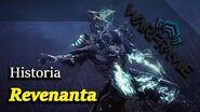 Historia Warframe - Revenant