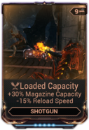 Loaded Capacity