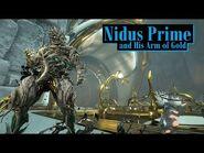 Nidus Prime Has Arrived - Warframe
