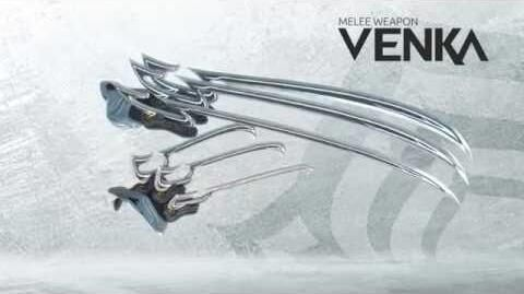 Tenno Reinforcements - Venka