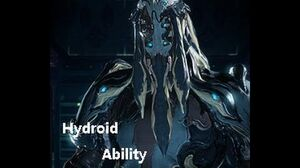 Warframe Hydroid - Abilities Montage Gameplay U13