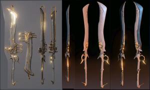 Ballas Sword