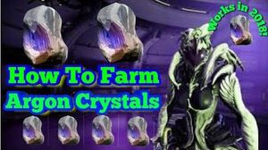 Best Argon Crystal Farm Warframe Argon Crystal Farming Guide