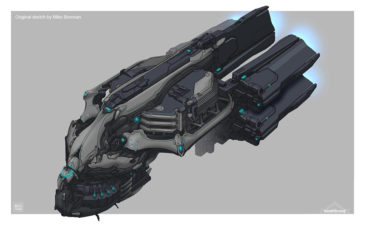 Orbiter | WARFRAME Wiki | Fandom