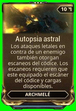 Autopsia astral