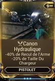 Canon Hydraulique