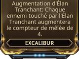 Excalibur/Capacités