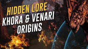 Hidden Lore Origins of Khora & Venari (Warframe)
