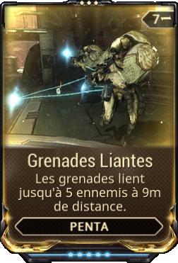 Grenades Liantes