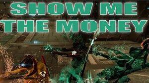 Warframe Tips Hints - LOTS OF MONEY 3 Mesa Tactic Update 16.5