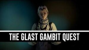 The Glast Gambit Warframe Quest