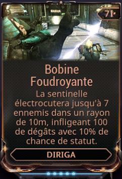 Bobine Foudroyante