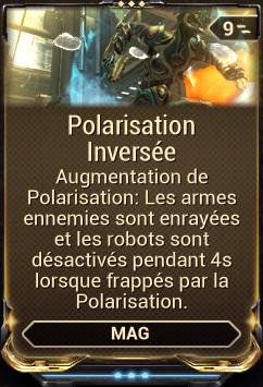 Polarisation Inversée
