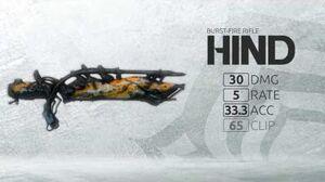 Tenno Reinforcements - Hind