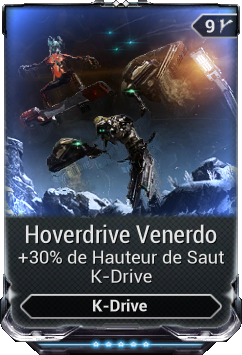 Hoverdrive Venerdo