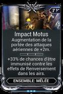 Impact Motus