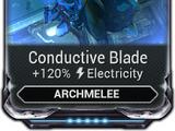 Conductive Blade