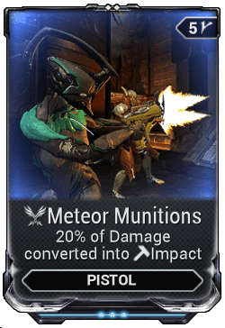 Meteor Munitions