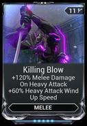 Killing Blow