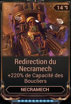 Redirection du Necramech