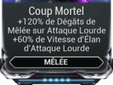 Coup Mortel