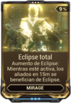 Eclipse total