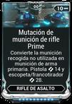 Mutación de munición de rifle Prime.png