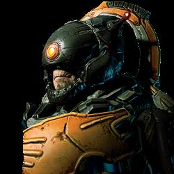 General Sargas Ruk/Main Tab