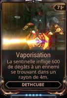 Vaporisation