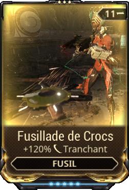 Fusillade de Crocs