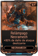 Relámpago Necramech