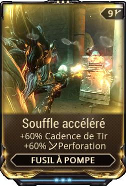 Souffle Accéléré