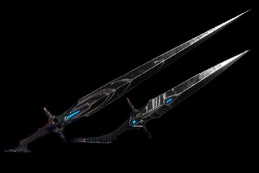Épées Versatiles Sombres