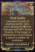 Viral Quills