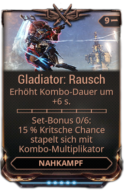 Gladiator: Rausch