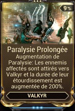 Paralysie