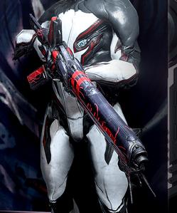 Gorgon Wraith Arsenal 1